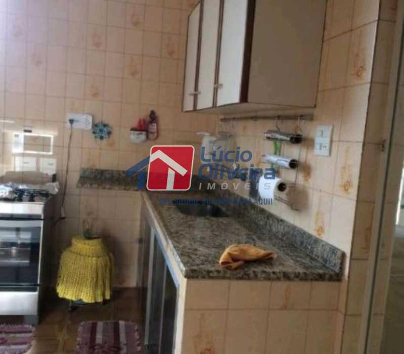 12-Cozinha.. - Casa à venda Rua Coronel Nunes Machado,Vila da Penha, Rio de Janeiro - R$ 475.000 - VPCA30139 - 14