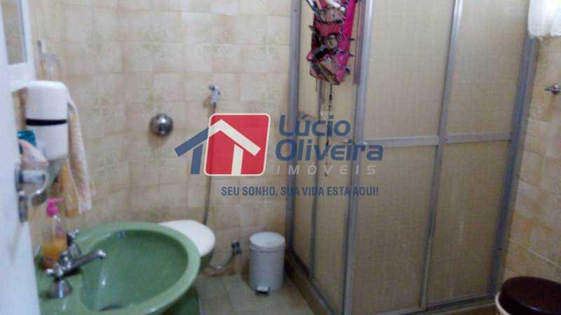 14-Banheiro social. - Casa à venda Rua Coronel Nunes Machado,Vila da Penha, Rio de Janeiro - R$ 475.000 - VPCA30139 - 16