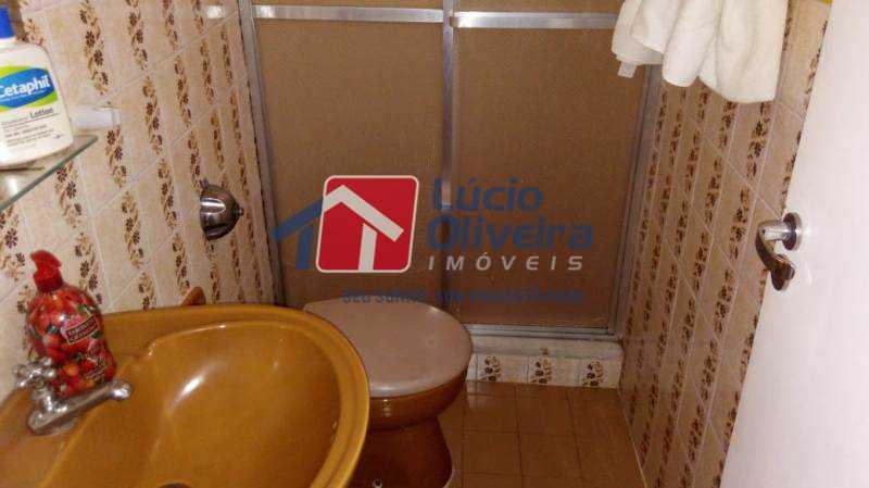 15-Banheiro serviço. - Casa à venda Rua Coronel Nunes Machado,Vila da Penha, Rio de Janeiro - R$ 475.000 - VPCA30139 - 17