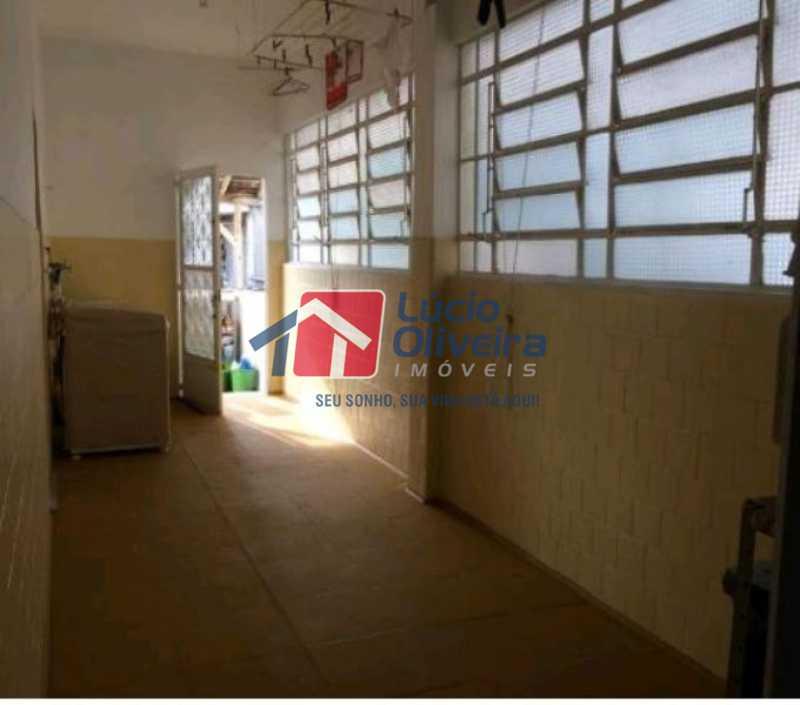 16-Lavanderia e area - Casa à venda Rua Coronel Nunes Machado,Vila da Penha, Rio de Janeiro - R$ 475.000 - VPCA30139 - 18