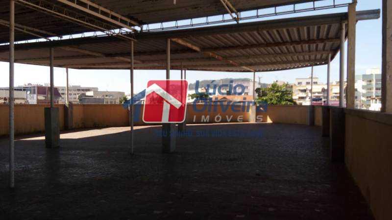 17-Terraço 2. - Casa à venda Rua Coronel Nunes Machado,Vila da Penha, Rio de Janeiro - R$ 475.000 - VPCA30139 - 19