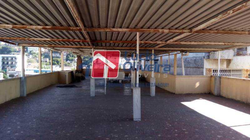 18-Terraço. - Casa à venda Rua Coronel Nunes Machado,Vila da Penha, Rio de Janeiro - R$ 475.000 - VPCA30139 - 20