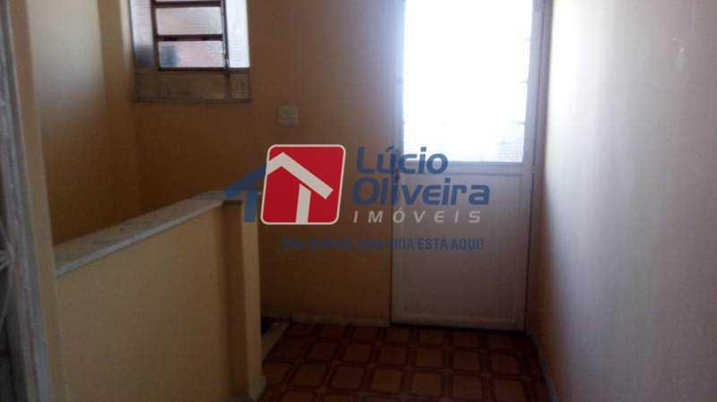 19-Area entrada. - Casa à venda Rua Coronel Nunes Machado,Vila da Penha, Rio de Janeiro - R$ 475.000 - VPCA30139 - 21