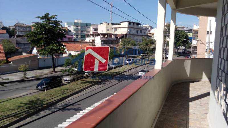 20-Varanda. - Casa à venda Rua Coronel Nunes Machado,Vila da Penha, Rio de Janeiro - R$ 475.000 - VPCA30139 - 22