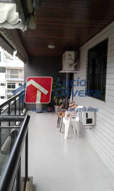 01. - Cobertura à venda Rua General Otávio Povoa,Vila da Penha, Rio de Janeiro - R$ 790.000 - VPCO30019 - 6