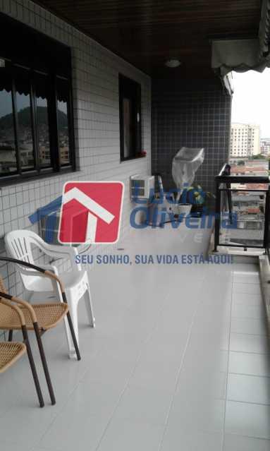 02. - Cobertura à venda Rua General Otávio Povoa,Vila da Penha, Rio de Janeiro - R$ 790.000 - VPCO30019 - 7