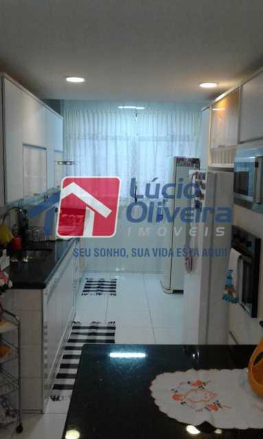 03. - Cobertura à venda Rua General Otávio Povoa,Vila da Penha, Rio de Janeiro - R$ 790.000 - VPCO30019 - 3