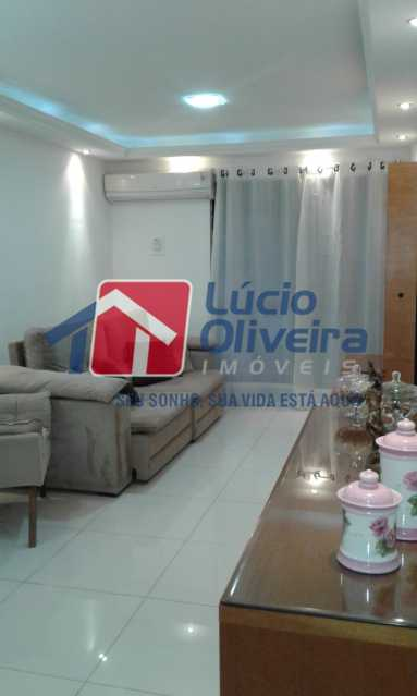 04. - Cobertura à venda Rua General Otávio Povoa,Vila da Penha, Rio de Janeiro - R$ 790.000 - VPCO30019 - 1
