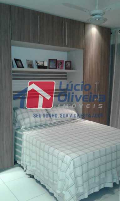 08. - Cobertura à venda Rua General Otávio Povoa,Vila da Penha, Rio de Janeiro - R$ 790.000 - VPCO30019 - 9