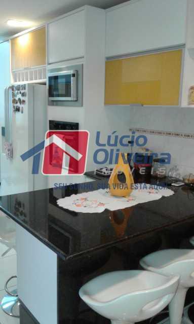 16. - Cobertura à venda Rua General Otávio Povoa,Vila da Penha, Rio de Janeiro - R$ 790.000 - VPCO30019 - 17