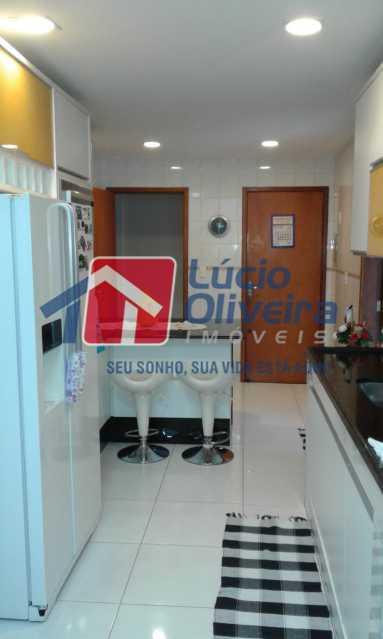 18. - Cobertura à venda Rua General Otávio Povoa,Vila da Penha, Rio de Janeiro - R$ 790.000 - VPCO30019 - 19