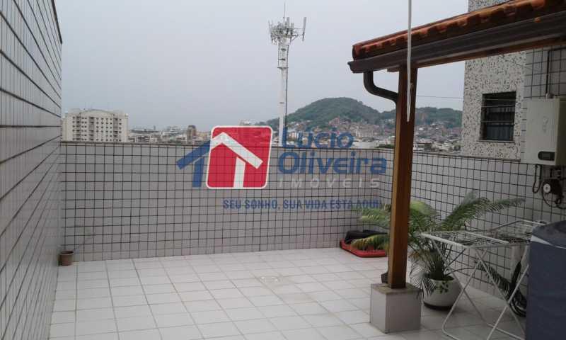 19. - Cobertura à venda Rua General Otávio Povoa,Vila da Penha, Rio de Janeiro - R$ 790.000 - VPCO30019 - 20