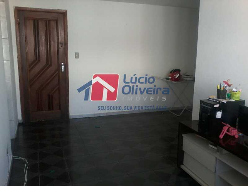 01 SALA - Apartamento À Venda - Irajá - Rio de Janeiro - RJ - VPAP21096 - 1
