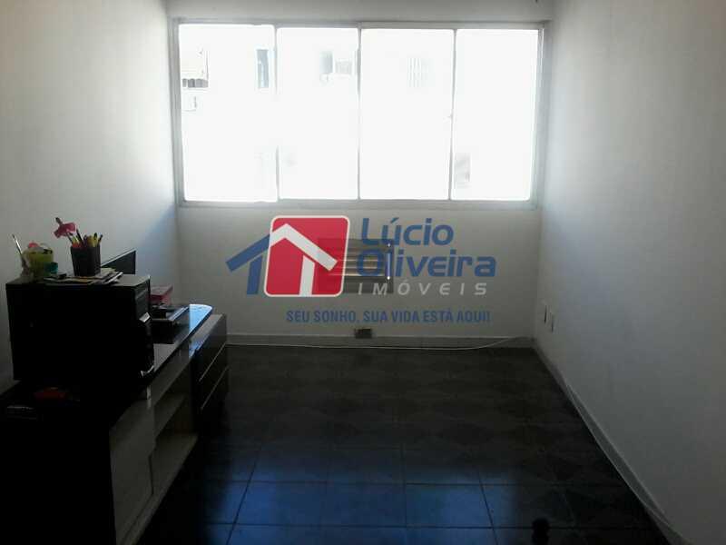 02 SALA 2 - Apartamento À Venda - Irajá - Rio de Janeiro - RJ - VPAP21096 - 3