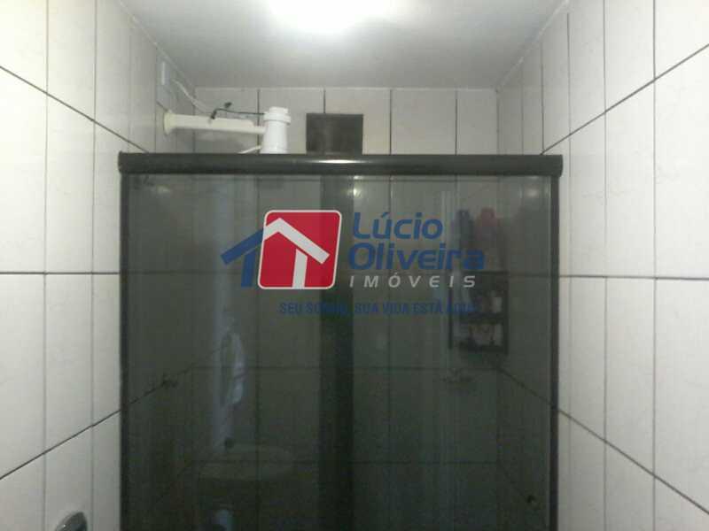 09 BANHEIRO 2 - Apartamento À Venda - Irajá - Rio de Janeiro - RJ - VPAP21096 - 10