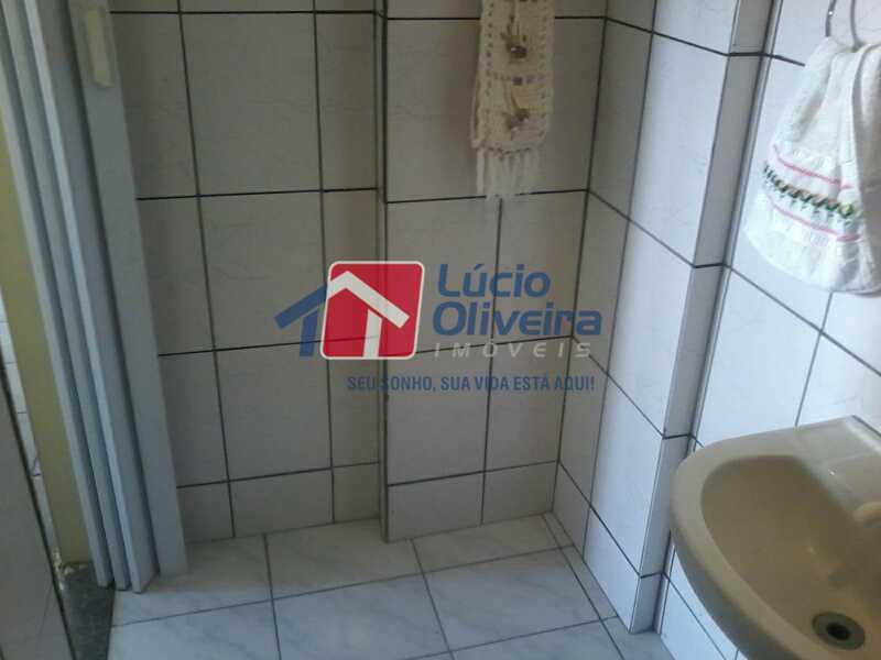 10 BANHEIRO 3 - Apartamento À Venda - Irajá - Rio de Janeiro - RJ - VPAP21096 - 11