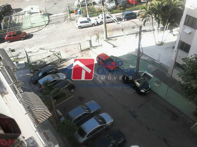 15 VISTA DO ESTACIONAMENTO - Apartamento À Venda - Irajá - Rio de Janeiro - RJ - VPAP21096 - 16