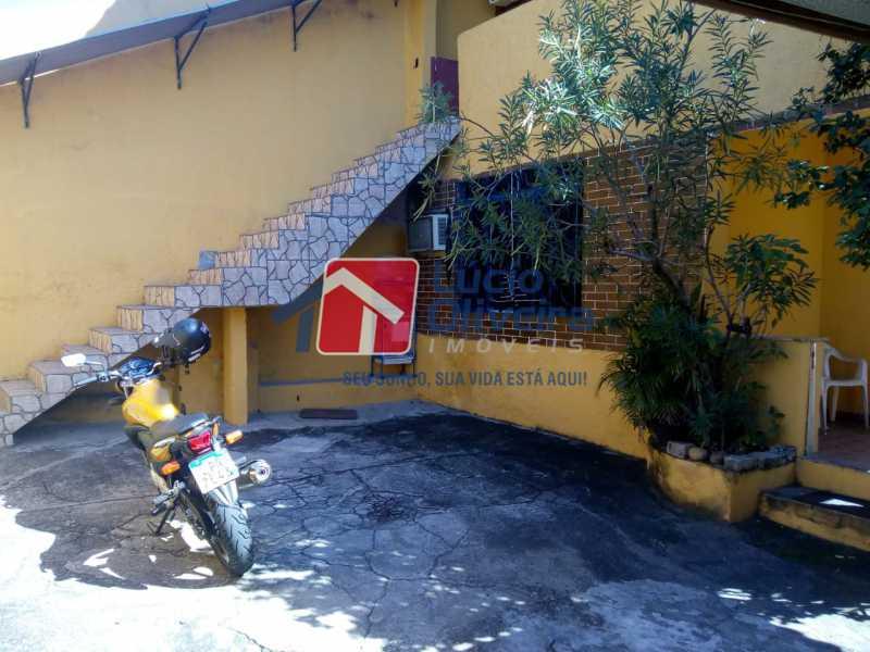 frente - Casa Rua Ibotirama,Colégio,Rio de Janeiro,RJ À Venda,4 Quartos,200m² - VPCA40043 - 1