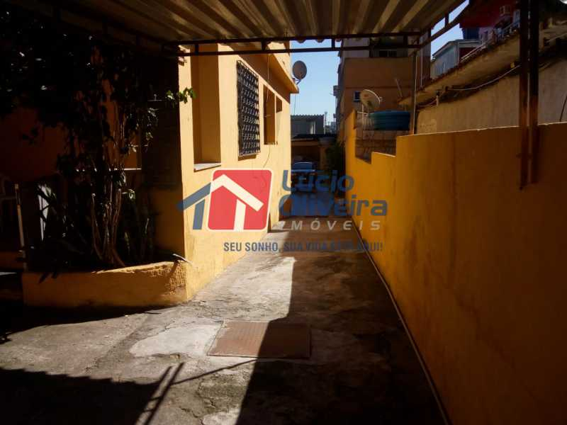 quintal. - Casa Rua Ibotirama,Colégio,Rio de Janeiro,RJ À Venda,4 Quartos,200m² - VPCA40043 - 4