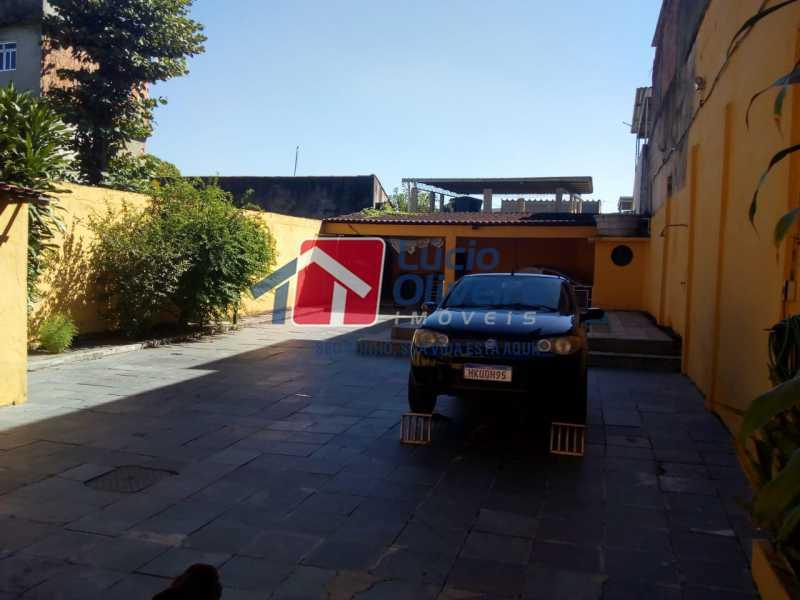 quintal 2. - Casa Rua Ibotirama,Colégio,Rio de Janeiro,RJ À Venda,4 Quartos,200m² - VPCA40043 - 5