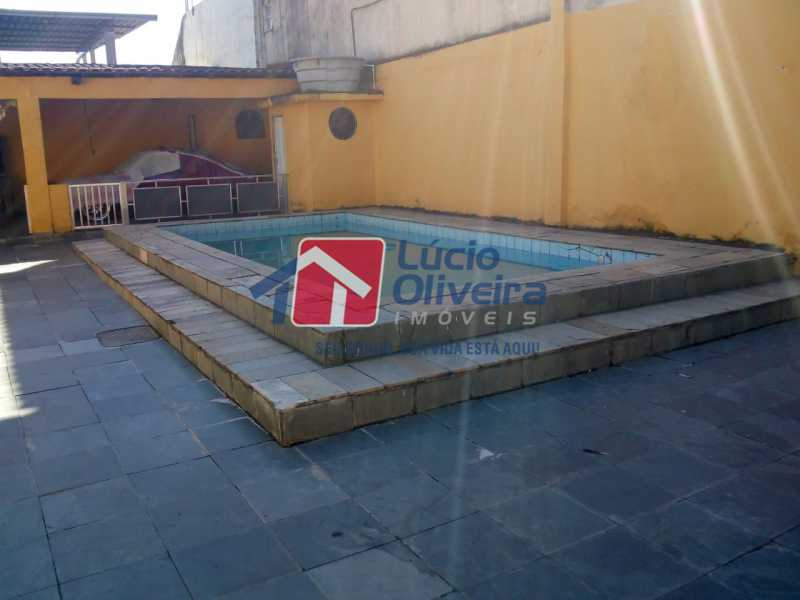quintal piscina. - Casa Rua Ibotirama,Colégio,Rio de Janeiro,RJ À Venda,4 Quartos,200m² - VPCA40043 - 6