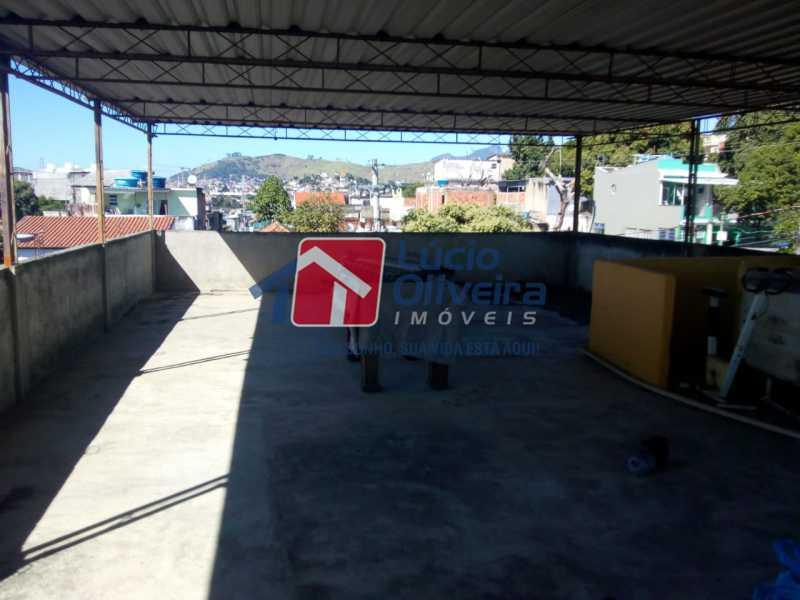 terraço 2. - Casa Rua Ibotirama,Colégio,Rio de Janeiro,RJ À Venda,4 Quartos,200m² - VPCA40043 - 20