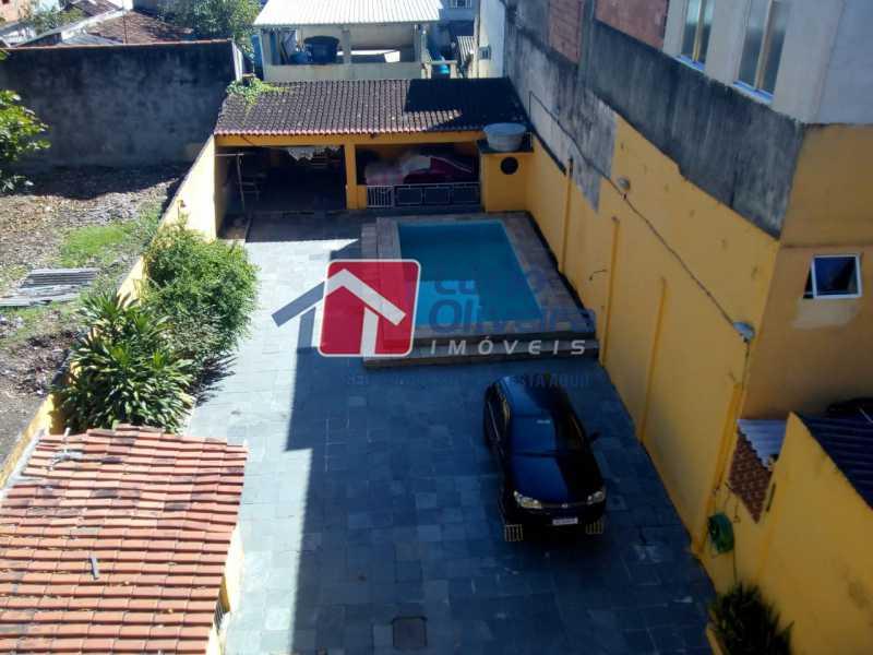quintal fundos. - Casa Rua Ibotirama,Colégio,Rio de Janeiro,RJ À Venda,4 Quartos,200m² - VPCA40043 - 21