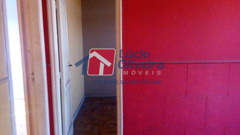 1-sala. - Apartamento À Venda - Vila da Penha - Rio de Janeiro - RJ - VPAP21100 - 3