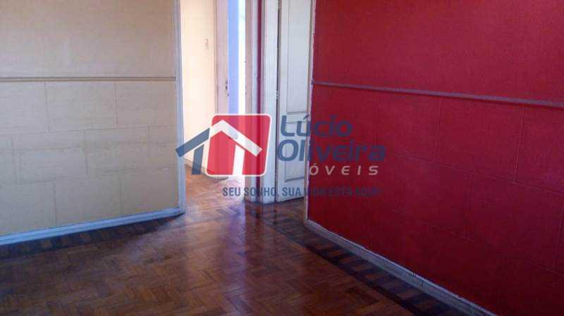 2-Sala. - Apartamento À Venda - Vila da Penha - Rio de Janeiro - RJ - VPAP21100 - 1