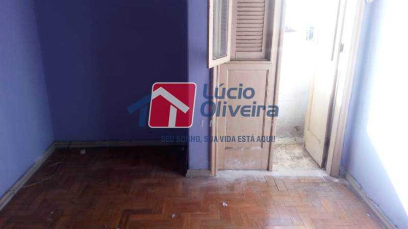 5-Quarto com sacada. - Apartamento À Venda - Vila da Penha - Rio de Janeiro - RJ - VPAP21100 - 6