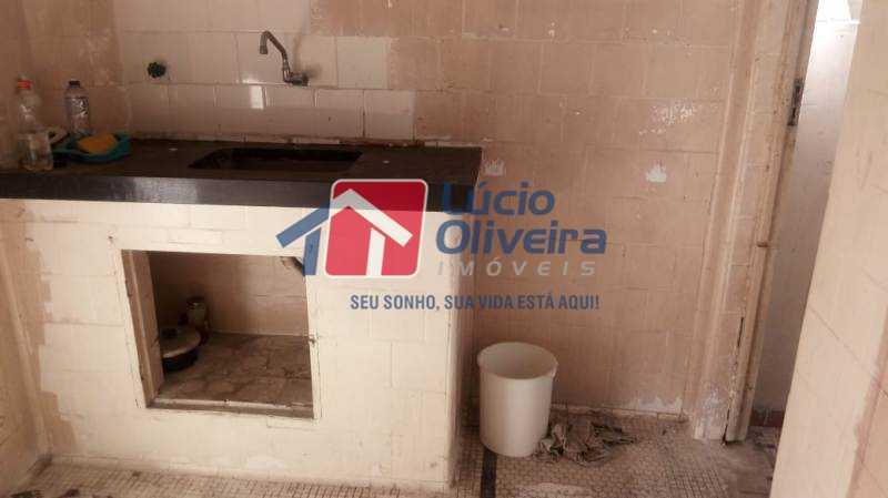 10-Cozinha.. - Apartamento À Venda - Vila da Penha - Rio de Janeiro - RJ - VPAP21100 - 11
