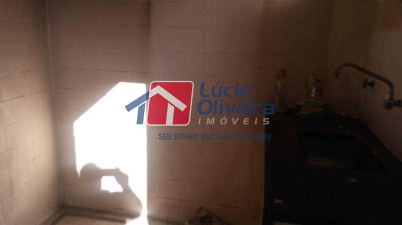 11-Cozinha. - Apartamento À Venda - Vila da Penha - Rio de Janeiro - RJ - VPAP21100 - 12