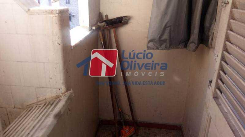 14-Area de Serviço. - Apartamento À Venda - Vila da Penha - Rio de Janeiro - RJ - VPAP21100 - 15