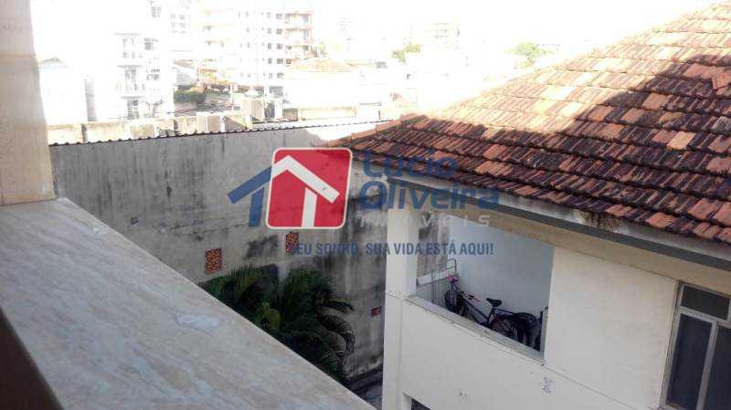 16-Area Varanda. - Apartamento À Venda - Vila da Penha - Rio de Janeiro - RJ - VPAP21100 - 17