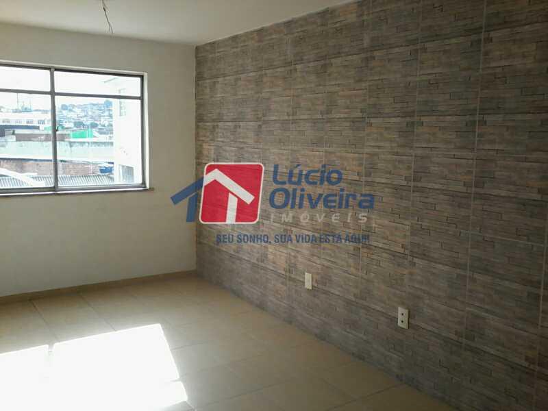 2-Sala 02 ambientes. - Apartamento à venda Avenida dos Italianos,Rocha Miranda, Rio de Janeiro - R$ 230.000 - VPAP21101 - 3
