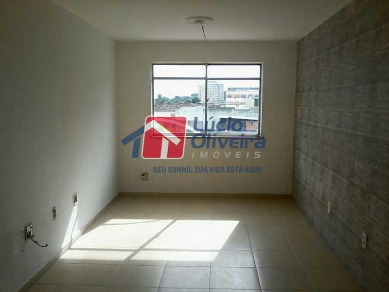 3-Sala - Apartamento à venda Avenida dos Italianos,Rocha Miranda, Rio de Janeiro - R$ 230.000 - VPAP21101 - 4