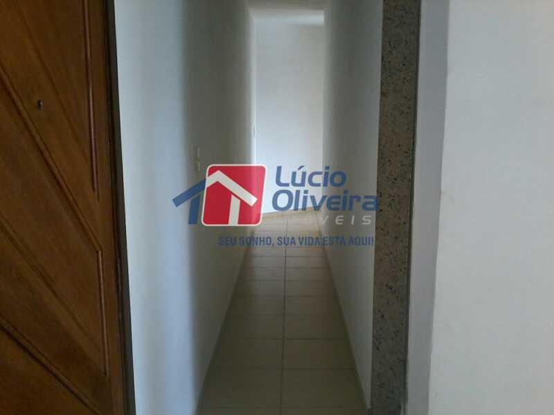 7-Circulação.. - Apartamento à venda Avenida dos Italianos,Rocha Miranda, Rio de Janeiro - R$ 230.000 - VPAP21101 - 8