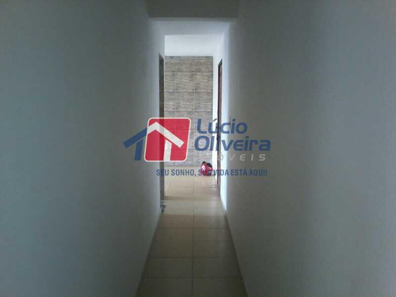 8-Circulação - Apartamento à venda Avenida dos Italianos,Rocha Miranda, Rio de Janeiro - R$ 230.000 - VPAP21101 - 9