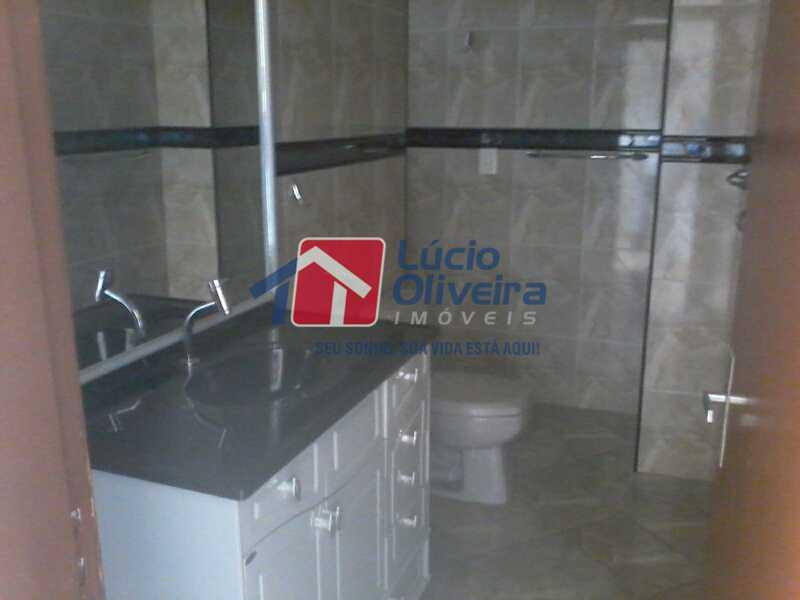 9-Banheiro social. - Apartamento à venda Avenida dos Italianos,Rocha Miranda, Rio de Janeiro - R$ 230.000 - VPAP21101 - 10