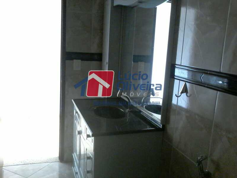 10-Banheiro Social - Apartamento à venda Avenida dos Italianos,Rocha Miranda, Rio de Janeiro - R$ 230.000 - VPAP21101 - 11