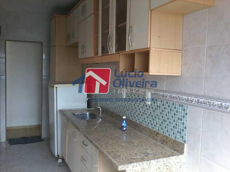 13-Cozinha amarios - Apartamento à venda Avenida dos Italianos,Rocha Miranda, Rio de Janeiro - R$ 230.000 - VPAP21101 - 14