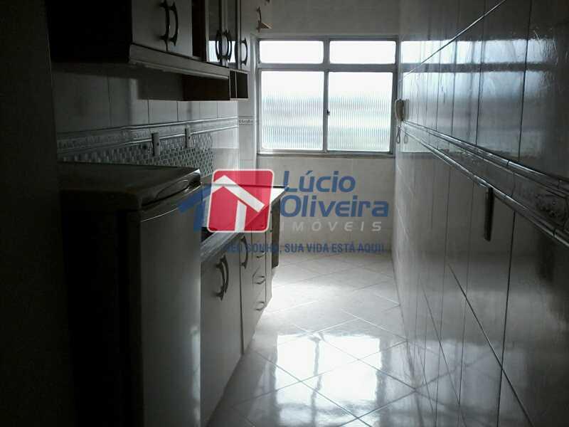 14-Cozinha e area - Apartamento à venda Avenida dos Italianos,Rocha Miranda, Rio de Janeiro - R$ 230.000 - VPAP21101 - 15