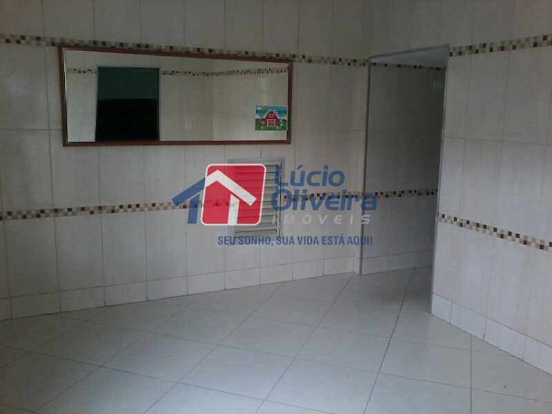 16-Recepção prédio - Apartamento à venda Avenida dos Italianos,Rocha Miranda, Rio de Janeiro - R$ 230.000 - VPAP21101 - 17