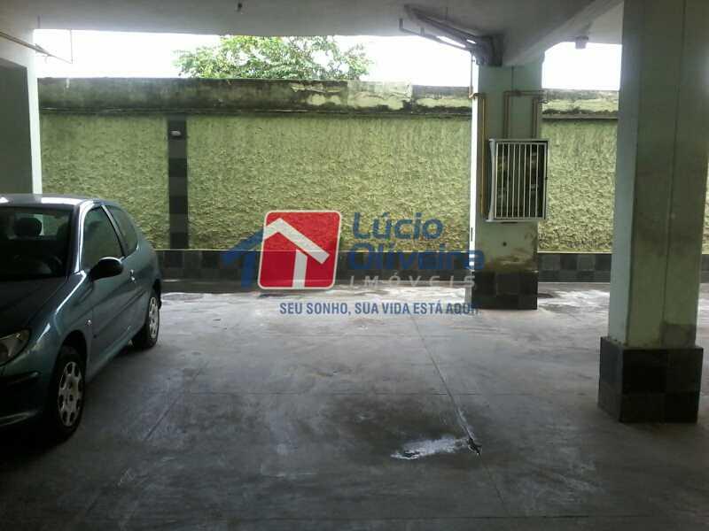 18-Garagem - Apartamento à venda Avenida dos Italianos,Rocha Miranda, Rio de Janeiro - R$ 230.000 - VPAP21101 - 19