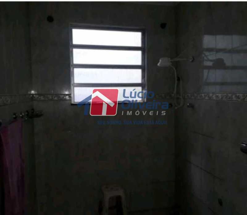 7-Banheiro social - Casa À Venda - Penha - Rio de Janeiro - RJ - VPCA30140 - 9