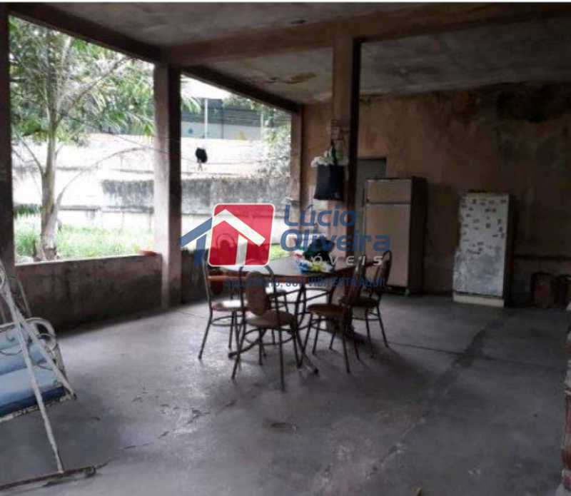 9-Area externa coberta - Casa À Venda - Penha - Rio de Janeiro - RJ - VPCA30140 - 13
