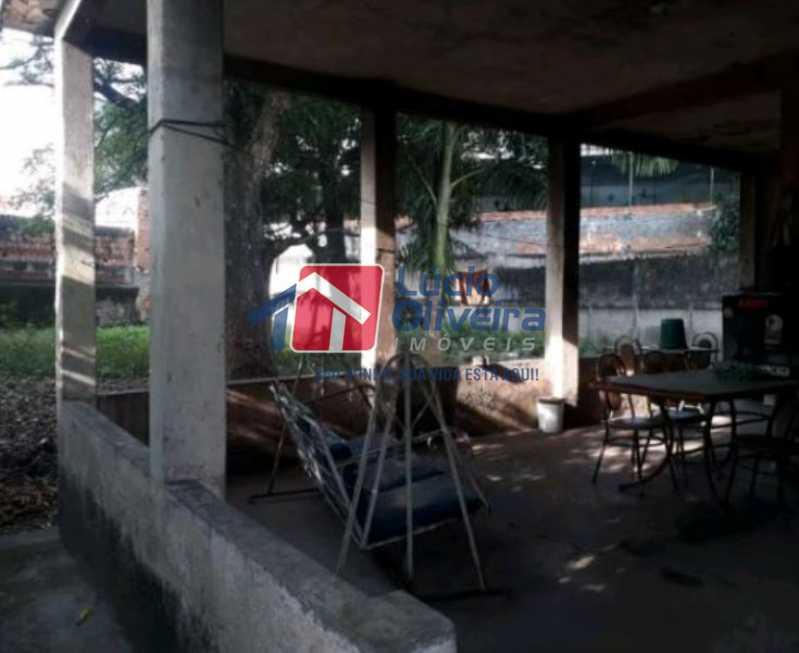 10-Area coberta fundos - Casa À Venda - Penha - Rio de Janeiro - RJ - VPCA30140 - 14