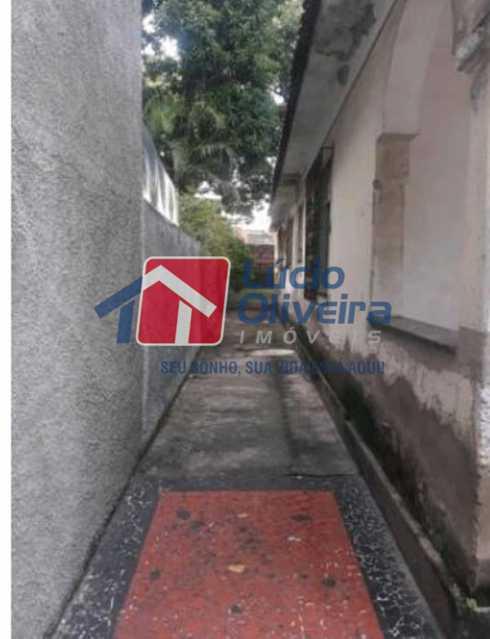 11-Lateral quintal - Casa À Venda - Penha - Rio de Janeiro - RJ - VPCA30140 - 15