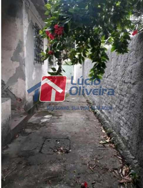 13-Quintal lateral - Casa À Venda - Penha - Rio de Janeiro - RJ - VPCA30140 - 17