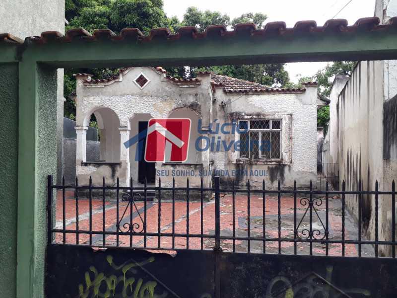 15-Frente casa. - Casa À Venda - Penha - Rio de Janeiro - RJ - VPCA30140 - 19